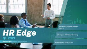 HR Edge Quarterly Newsletter