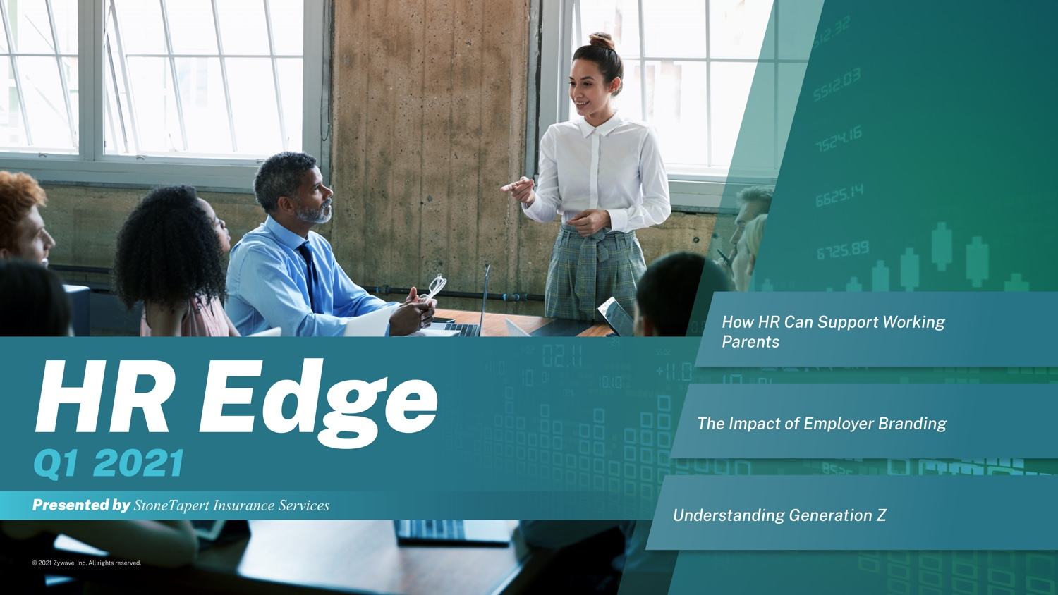 HR Edge Quarterly Newsletter